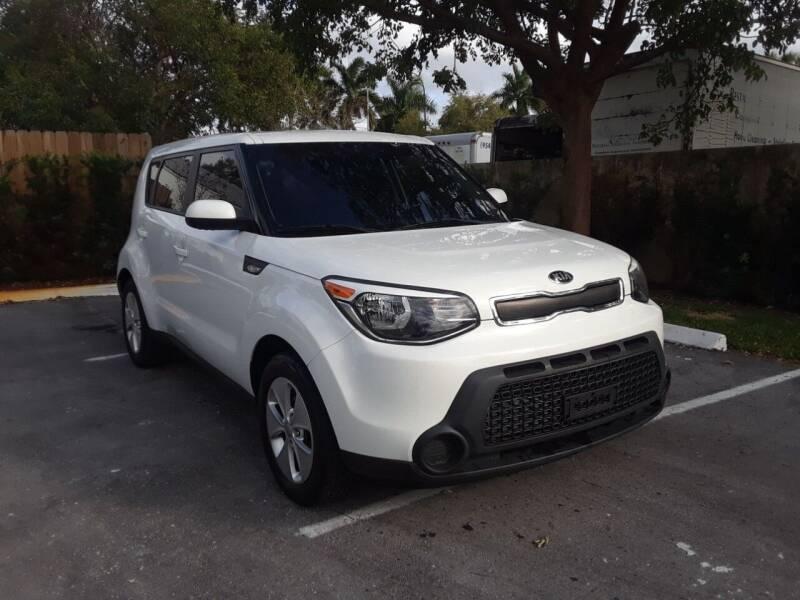 2014 Kia Soul for sale at Florida Auto Trend in Plantation FL