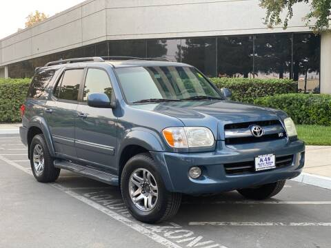 2005 Toyota Sequoia for sale at KAS Auto Sales in Sacramento CA