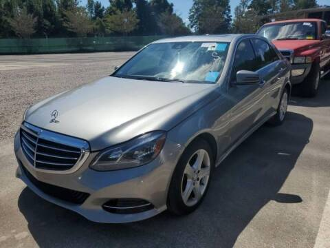 2014 Mercedes-Benz E-Class for sale at CarGeek in Tampa FL