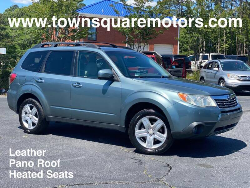 2010 Subaru Forester for sale in Lawrenceville, GA