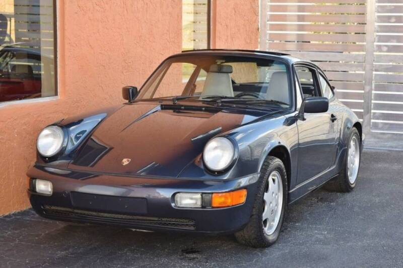 1990 Porsche 911 for sale at NJ Enterprises in Indianapolis IN