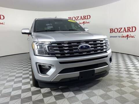 2018 Ford Expedition for sale at BOZARD FORD in Saint Augustine FL