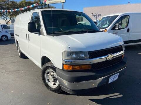 2008 Chevrolet Express Cargo for sale at Auto Wholesale Company in Santa Ana CA