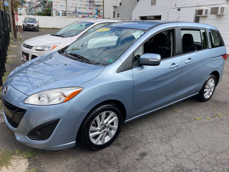 2013 Mazda MAZDA5 for sale at B & M Auto Sales INC in Elizabeth NJ