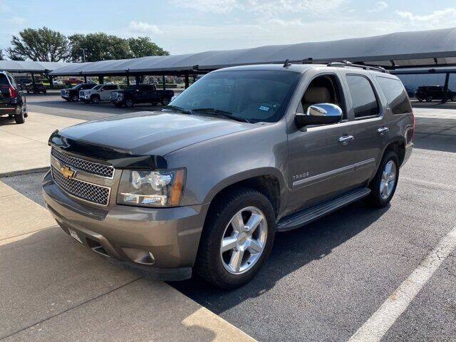 2012 Chevrolet Tahoe for sale at Jerry's Buick GMC in Weatherford TX
