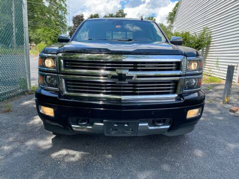 2014 Chevrolet Silverado 1500 for sale at Welcome Motors LLC in Haverhill MA
