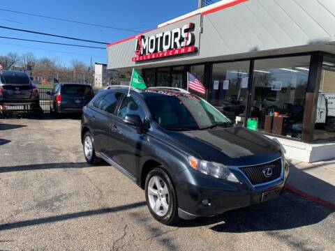 2011 Lexus RX 350 for sale at i3Motors in Baltimore MD