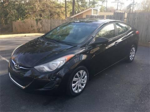 2012 Hyundai Elantra for sale at Deme Motors in Raleigh NC