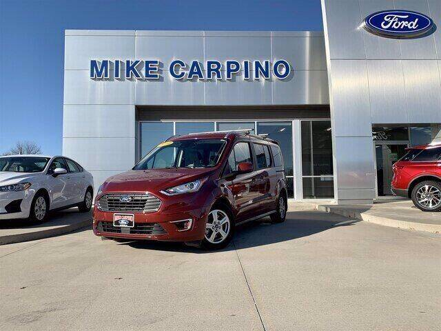 2019 Ford Transit Connect Wagon for sale in Columbus, KS