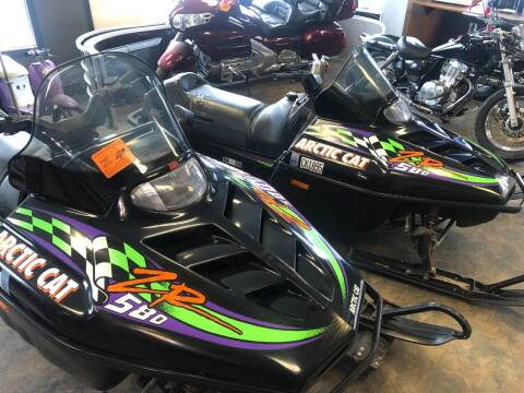 1995 Arctic Cat ZR 580 for sale at Triple R Sales in Lake City MN
