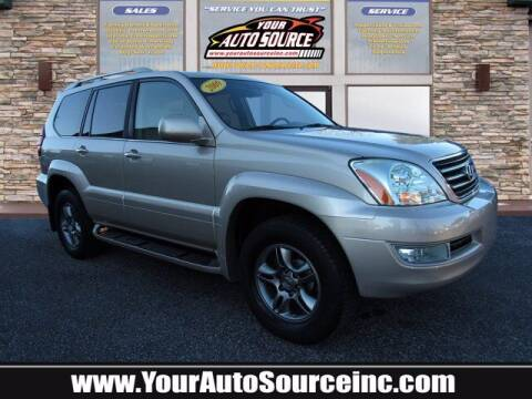 2009 Lexus GX 470 for sale at Your Auto Source in York PA