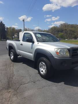 2005 Toyota Tacoma for sale at Bates Auto & Truck Center in Zanesville OH
