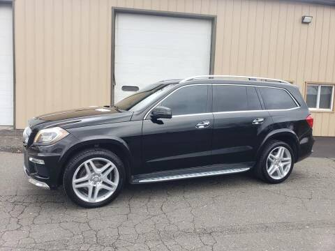 2015 Mercedes-Benz GL-Class for sale at Massirio Enterprises in Middletown CT