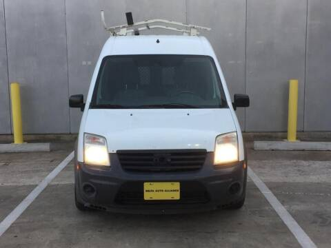 2012 Ford Transit Connect for sale at Delta Auto Alliance in Houston TX