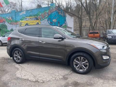 2014 Hyundai Santa Fe Sport for sale at Showcase Motors in Pittsburgh PA