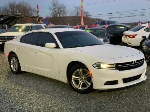2017 Dodge Charger for sale at A&M Auto Sales in Edgewood MD