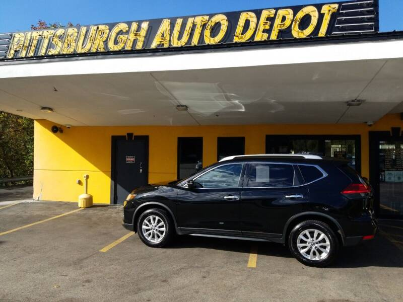2017 Nissan Rogue AWD SV 4dr Crossover - Pittsburgh PA