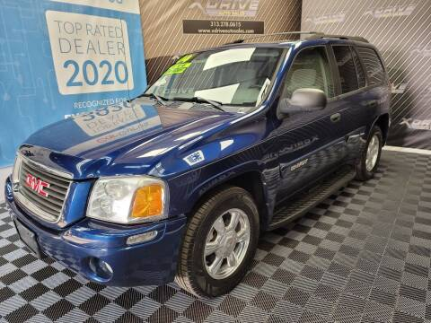 2004 GMC Envoy for sale at X Drive Auto Sales Inc. in Dearborn Heights MI