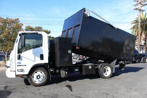2014 Isuzu NRR for sale at CA Lease Returns in Livermore CA