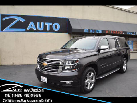 2017 Chevrolet Suburban for sale at Z Auto in Sacramento CA