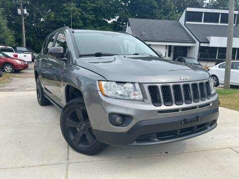 2012 Jeep Compass for sale at Alpha Car Land LLC in Snellville GA