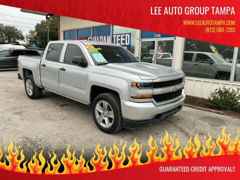 2018 Chevrolet Silverado 1500 for sale at Lee Auto Group Tampa in Tampa FL