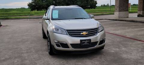 2016 Chevrolet Traverse for sale at America's Auto Financial in Houston TX