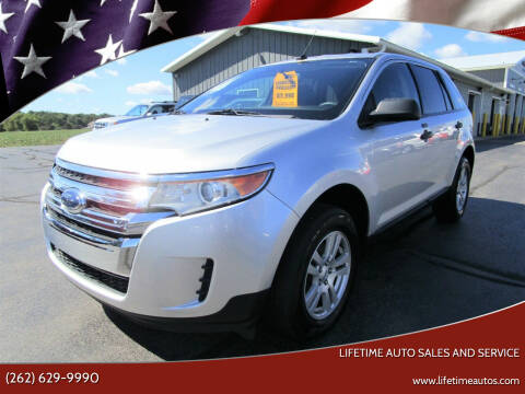 2011 Ford Edge for sale at Lifetime Auto Sales and Service in West Bend WI