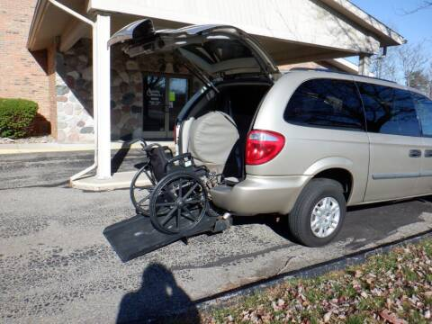 2007 Dodge Grand Caravan for sale at Mobility Motors LLC - A Wheelchair Van in Battle Creek MI