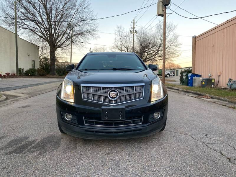 2010 Cadillac SRX for sale at Horizon Auto Sales in Raleigh NC
