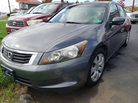 2010 Honda Accord for sale at Rayyan Auto Sales LLC in Lexington KY