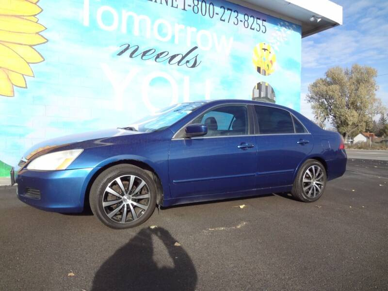 2006 Honda Accord for sale at FINISH LINE AUTO SALES in Idaho Falls ID
