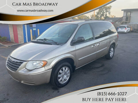 2005 Chrysler Town and Country for sale at Car Mas Broadway in Crest Hill IL