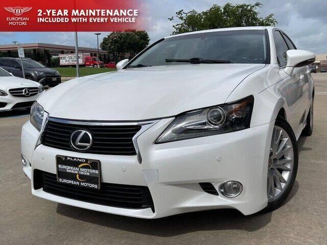 2013 Lexus GS 350 for sale at European Motors Inc in Plano TX