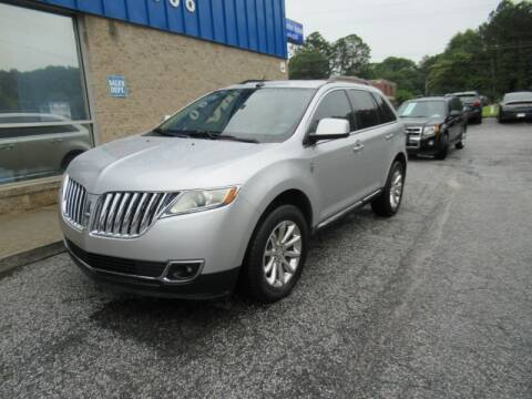 2011 Lincoln MKX for sale at 1st Choice Autos in Smyrna GA