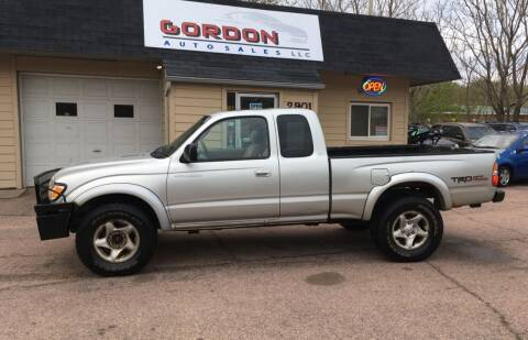 2003 Toyota Tacoma for sale at Gordon Auto Sales LLC in Sioux City IA