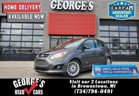 2016 Ford C-MAX Energi for sale at George's Used Cars - Pennsylvania & Allen in Brownstown MI