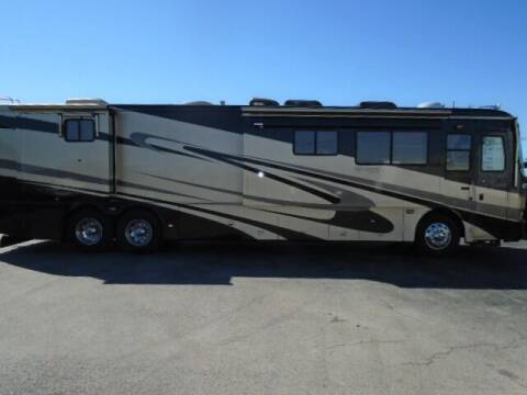 2004 Monaco Dynasty 400 Quad SLD for sale at Lee RV Center in Monticello KY