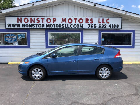 2010 Honda Insight for sale at Nonstop Motors in Indianapolis IN