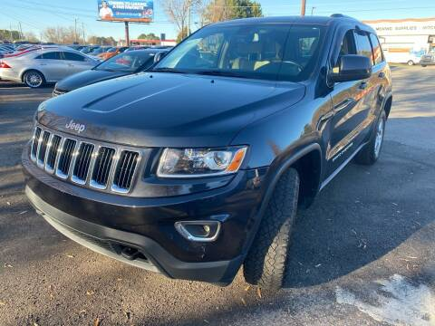 2014 Jeep Grand Cherokee for sale at Atlantic Auto Sales in Garner NC
