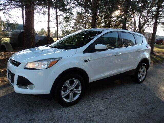 2014 Ford Escape for sale at HUSHER CAR COMPANY in Caledonia WI