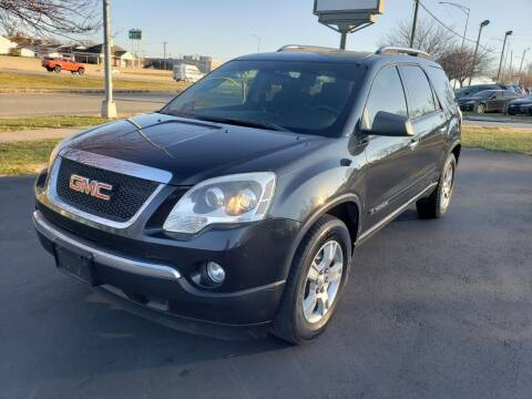 2008 GMC Acadia for sale at Auto Hub in Grandview MO
