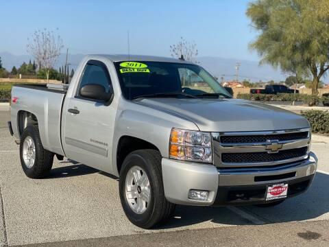 2011 Chevrolet Silverado 1500 for sale at Esquivel Auto Depot in Rialto CA