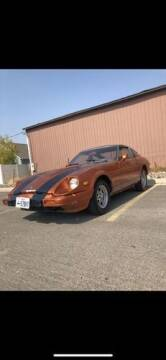 1983 Nissan 280 for sale at Classic Car Deals in Cadillac MI