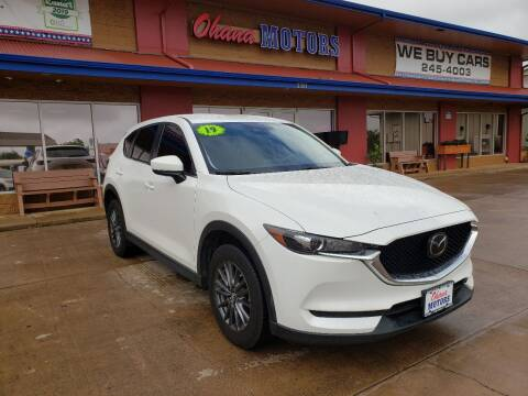 2019 Mazda CX-5 for sale at Ohana Motors in Lihue HI