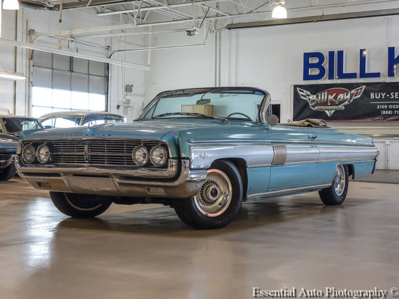1962 Oldsmobile star fire for sale at Bill Kay Corvette's and Classic's in Downers Grove IL