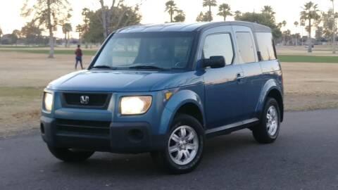 2006 Honda Element for sale at CAR MIX MOTOR CO. in Phoenix AZ
