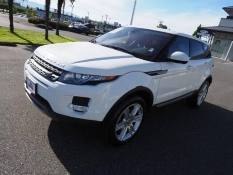 2015 Land Rover Range Rover Evoque for sale at Karmart in Burlington WA