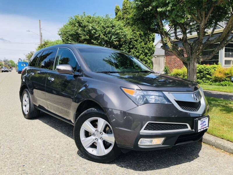 2010 Acura MDX for sale at DAILY DEALS AUTO SALES in Seattle WA