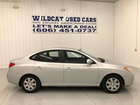 2008 Hyundai Elantra for sale at Wildcat Used Cars in Somerset KY